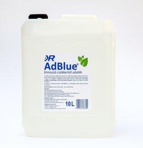 Adblue adalék 10 L -kiöntővel