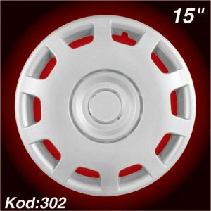 """Audi gyári jellegű dísztárcsa 15"""" (4 db)"""