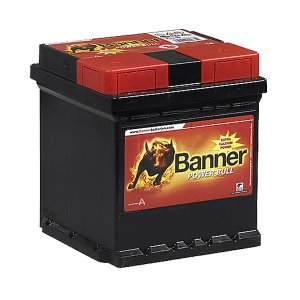 BANNER POWER BULL 42AH 390A JOBB+ (P4208) AKKUMULÁTOR