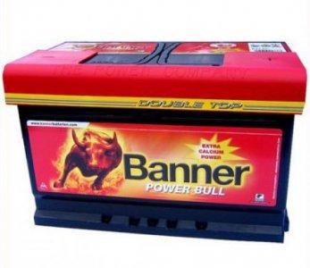BANNER POWER BULL 95AH 780A JOBB+ AKKUMULÁTOR