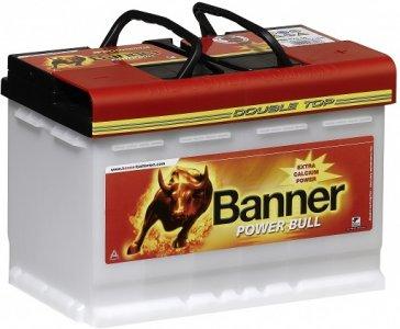 BANNER POWER BULL PROFESSIONAL 50AH 420A JOBB+ AKKUMULÁTOR