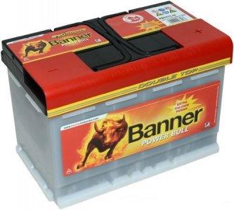 BANNER POWER BULL PROFESSIONAL 77AH 680A JOBB+ AKKUMULÁTOR