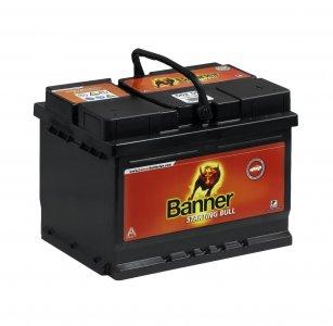 BANNER STARTING BULL  44AH 360A AKKUMULÁTOR