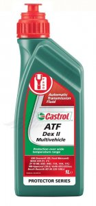 Castrol Atf Dex Ii Multivehicle Váltóolaj 1 L