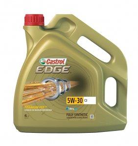 Castrol Edge C3 Titanium Fst 5W30 4L Motorolaj