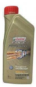 CASTROL EDGE PROFESSIONAL LONGLIFE III 5W30 1L MOTOROLAJ