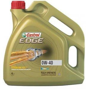 CASTROL EDGE TITANIUM FST 0W40 4L MOTOROLAJ