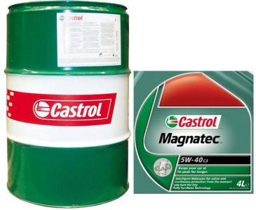 CASTROL MAGNATEC C3 5W40 208L MOTOROLAJ