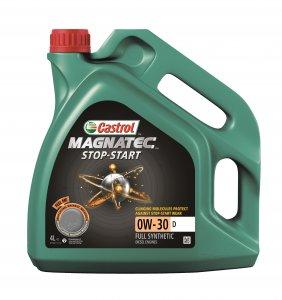 Castrol Magnatec Start Stop D 0W30 4L Motorolaj