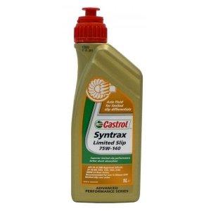 Castrol Syntrax Limited Slip 75W140 Váltóolaj 1 L