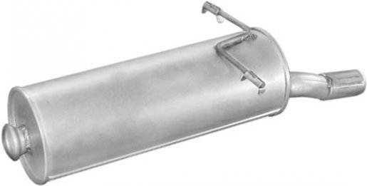 Citroen hátsó kipufogó b133-551 xsara picasso 1.8i 16v 99-