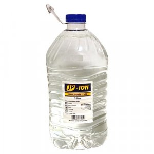 Desztillált víz  5 l (3 db 1 karton)