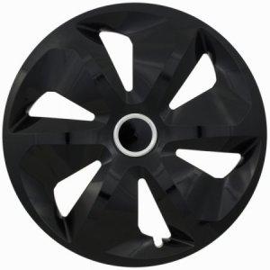 """Dísztárcsa 16"""" - roco ring black (4 db)"""