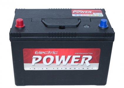 ELECTRIC POWER 100AH 750A BAL+ JAPÁN AKKUMULÁTOR 323X175X215
