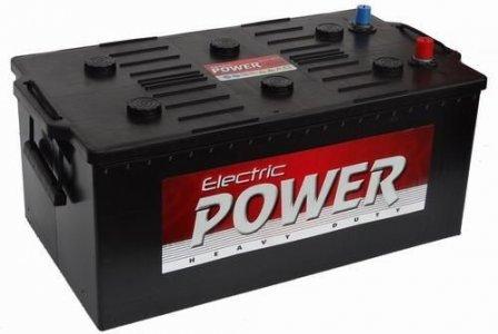 Electric Power 12V 220AH 1150A BAL+ AKKUMULÁTOR 518*274*240