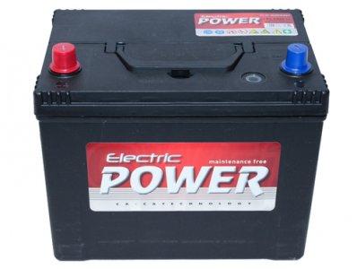 Electric Power 12V 70Ah 600A Bal+ Japán Akkumulátor