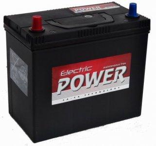 ELECTRIC POWER 40AH 300A BAL+ ÁZSIA AKKUMULÁTOR
