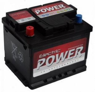 Electric Power 45Ah 360A Bal+ Akkumulátor 210*175*175