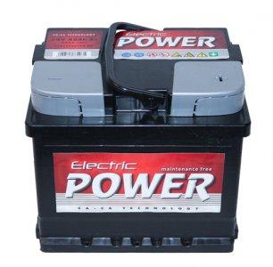 Electric Power 45Ah 360A Jobb+ Akkumulátor 210*175*175