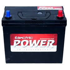 ELECTRIC POWER 45AH 430A JOBB+ ÁZSIA AKKUMULÁTOR