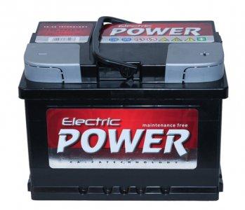 ELECTRIC POWER 55AH 420A JOBB+ AKKUMULÁTOR