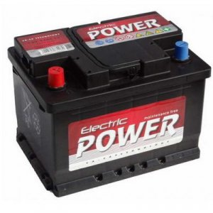 ELECTRIC POWER 55AH 450A BAL+ AKKUMULÁTOR 241*175*175