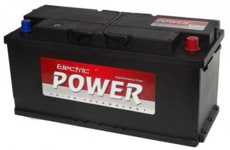 Electric Power 90Ah 720A Jobb+ Akkumulátor