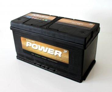 ELECTRIC POWER PREMIUM GOLD 100AH 920A JOBB+ AKKUMULÁTOR