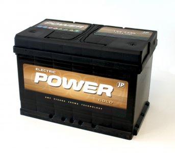 ELECTRIC POWER PREMIUM GOLD 77AH 730A JOBB+ AKKUMULÁTOR