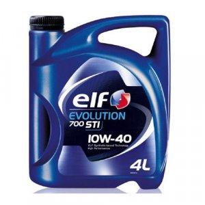 Elf Evolution 700 Sti 10W40 4L Motorolaj-1
