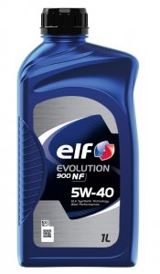 Elf Evolution 900 Nf 5W40 1L Motorolaj-2