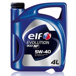 Elf Evolution 900 Nf 5W40 4L Motorolaj-1