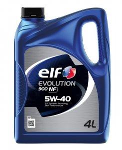 Elf Evolution 900 Nf 5W40 4L Motorolaj-2