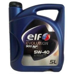 ELF EVOLUTION 900 NF 5W40 5L MOTOROLAJ