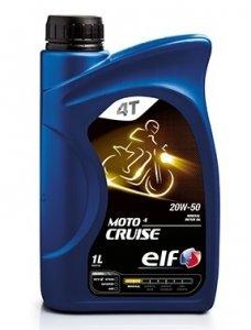 Elf Moto Cruise 4T 20W50 1L Motorolaj-1