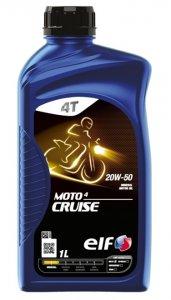 Elf Moto Cruise 4T 20W50 1L Motorolaj-2