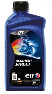Elf Scooter Street 2T 1L Motorolaj-2