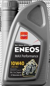 ENEOS MAX PERFORMANCE 4T 10W40 1L MOTOROLAJ