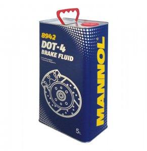 Fékolaj DOT4 5 L (8942)