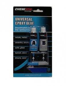 Fém ragasztó epoxy glue (Chemistik metal)