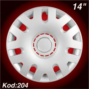 """Fiat gyári jellegű dísztárcsa 14"""" (4 db)"""