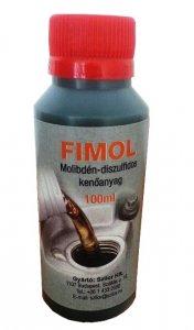 FIMOL 1 surlódáscsökkentő adalék 100 ml - (piros) 4 ütemű