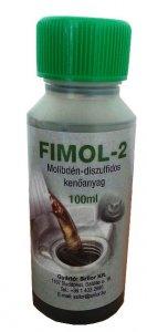 FIMOL 2 surlódáscsökkentő adalék 100 ml - (zöld) 2 ütemű