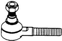 FORD GÖMBFEJ G0171 SZÉLSŐ BAL (OEM:1481650, 65-85 (M20X1,5LH) FORD TRANSIT (12-35)