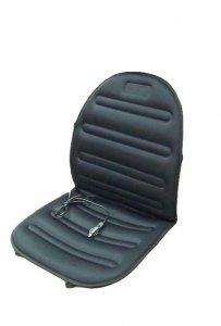 Fűthető ülésvédő 12V prémium