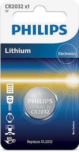 Gombelem CR2032 3V (lítiumos)