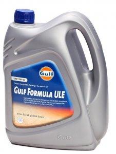 GULF FORMULA ULE 5W40 4L MOTOROLAJ