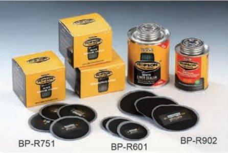 Gumijavító folt 60 mm - diagonál (db ár 5 db/csomag)-2