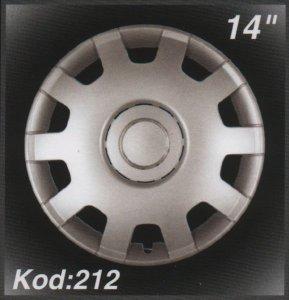 """Gyári jellegű dísztárcsa 14"""" (4 db)"""