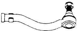 HONDA GÖMBFEJ G1371 SZÉLSŐ (OEM:53540-SR3-003, 91-97 JOBB (M14X1,5) HONDA CIVIC)